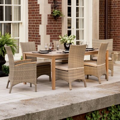 Hampton and Torbay 7 Piece Seating Group with Cushions