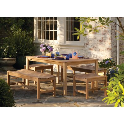 Kensley 3 Piece Dining Set