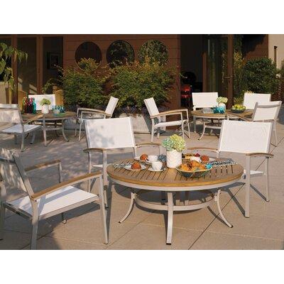 Farmington 5 Piece Natural Lounge Seating Group