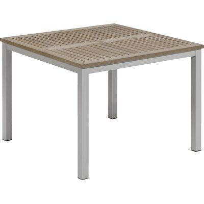 Farmington Contemporary Dining Table Finish: Tekwood Vintage