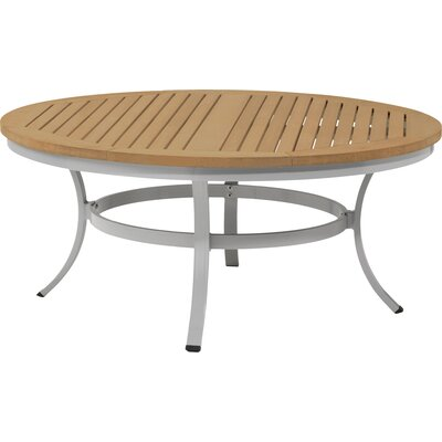 Travira Coffee Table Finish: Tekwood Natural