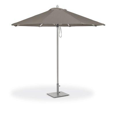Stambaugh 9' Market Umbrella Fabric: Canvas Taupe LDER6572 43043483