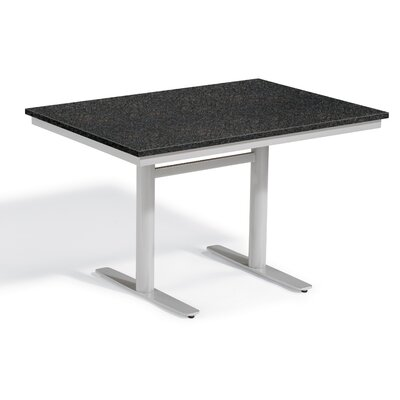 Farmington Rectangular Dining Table Finish: Charcoal