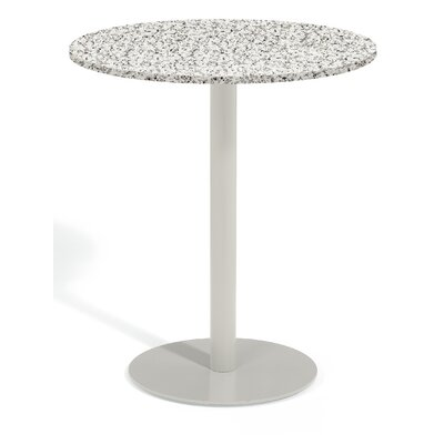 Travira Bar Table Finish: Lite-Core Granite Ash
