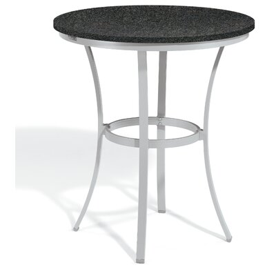 Farmington Bar Table Finish: Lite-Core Charcoal
