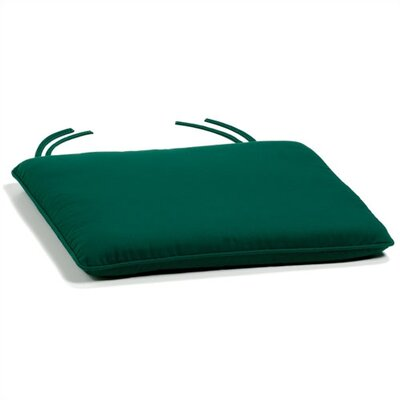 Outdoor Adirondack Chair Cushion Color: Hunter