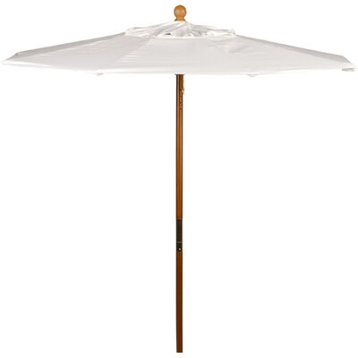 6 Market Umbrella Fabric: Sunbrella Natural