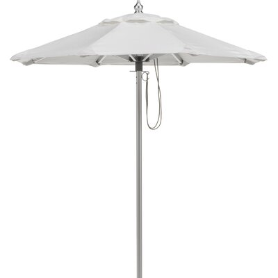6 Jaycee Market Umbrella Fabric: Navy Blue