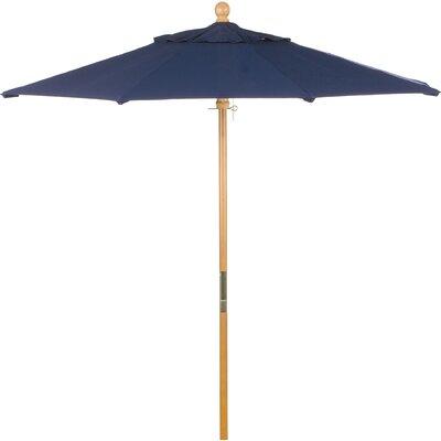 6 Market Umbrella Fabric: Navy