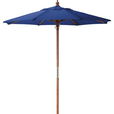 6 Market Umbrella Fabric: Sunbrella Navy