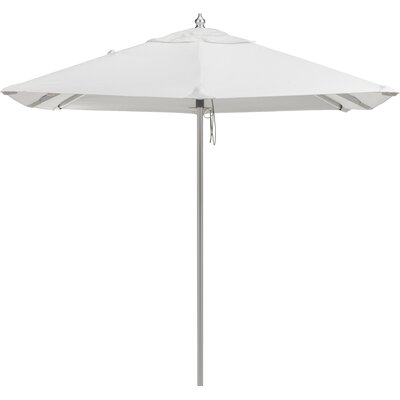 6.5 Jaycee Market Umbrella Fabric: Hunter Green