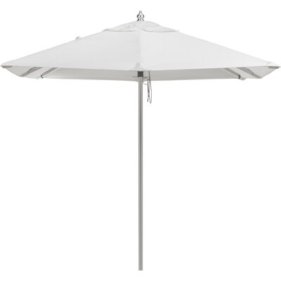 6.5 Jaycee Market Umbrella Fabric: Navy Blue