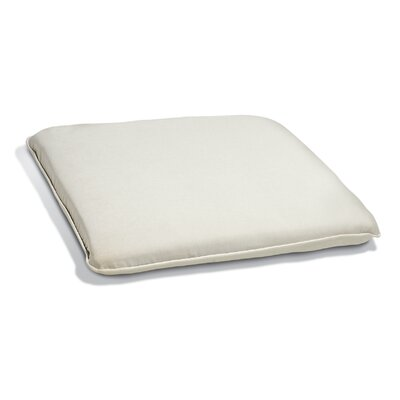 Outdoor Bench Cushion Size: 24 W, Fabric: Canvas
