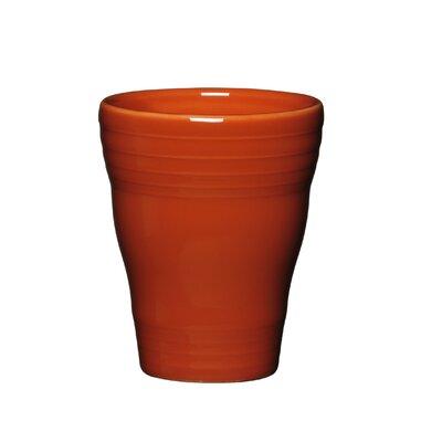 12 Oz. Bath Tumbler Color: Paprika