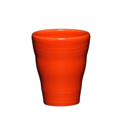 12 Oz. Bath Tumbler Color: Poppy