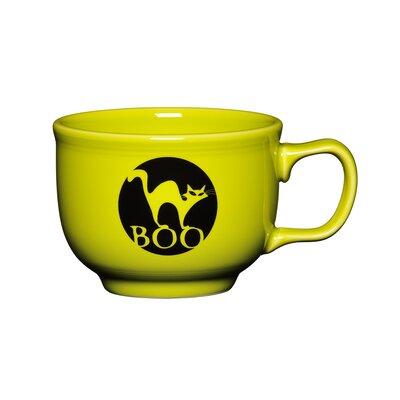 Fiesta Halloween Boo Cat 18 oz Jumbo Cup 14941041