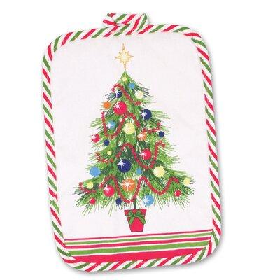 Christmas Tree Pot Holder 400984