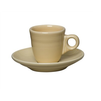 Ivory Ad Demi Cup And Saucer Set