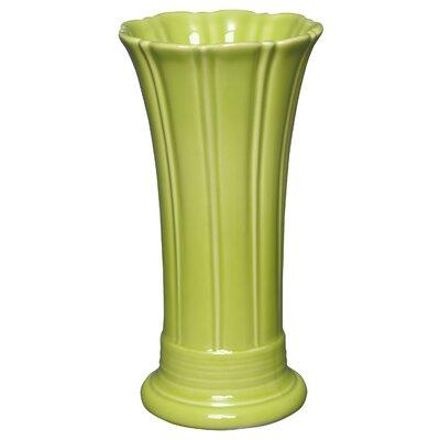 Image of Table Vase Color: Lemongrass