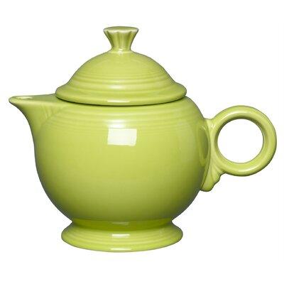 Fiesta Lemongrass 44 Oz Covered Teapot