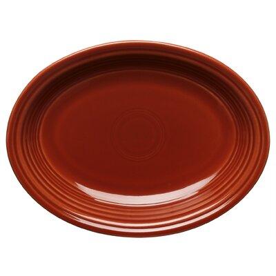 Paprika  11 Oval Platter