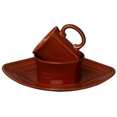 Fiesta-turquoise 2 Piece Baking Bowl Set