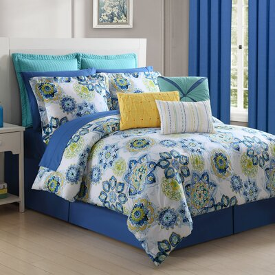 LaVida Comforter Set Size: Full