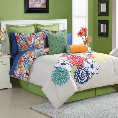 Lucia Comforter Set Size: Twin