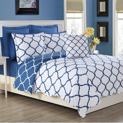 Villa Quilt Set Size: King