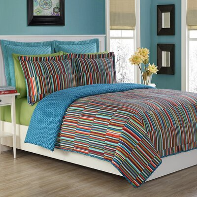 Taos Quilt Set Size: Full/Queen