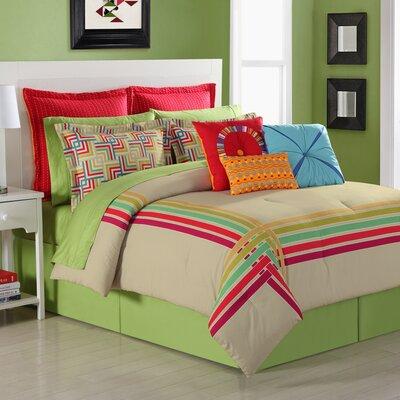 Salaya Comforter Set Size: Queen