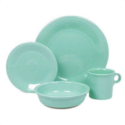 Fiesta-turquoise 5 Piece Place Setting