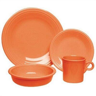 Tangerine Dinnerware Collection-tangerine 10 1/2 Dinner Plate