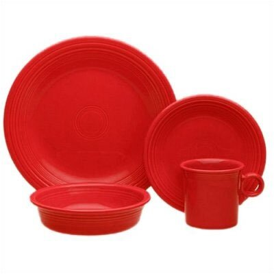 Scarlet Dinnerware Collection-scarlet 3 Quart Large Canister