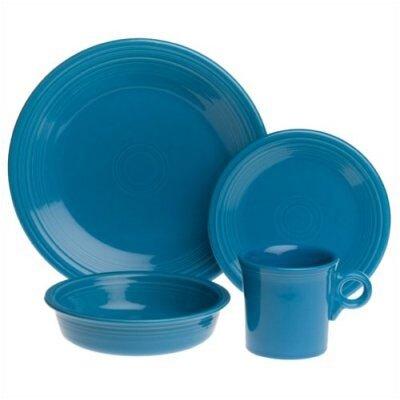 Peacock Dinnerware Collection-peacock 64 Oz Pedestal Bowl