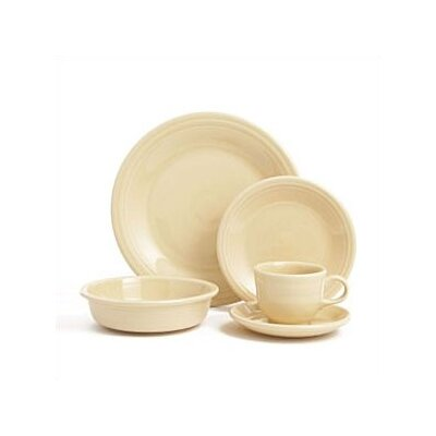 Ivory Dinnerware Collection-ivory 3 Piece Place Setting