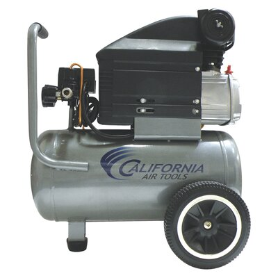 California Air Tools 263DLH   2.0 Hp,   6.3 Gal. Steel Tank Oil-Lubricated Air Compressor at Sears.com