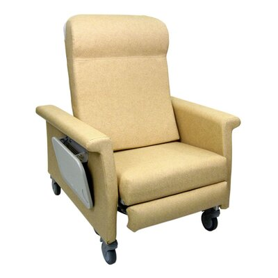 Winco Manufacturing Extra Large Elite Care Recliner - Color: Taupe, Style: TB133 and Heat, Massage at Sears.com