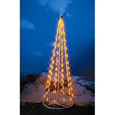 String Light Cone Tree Christmas Decoration