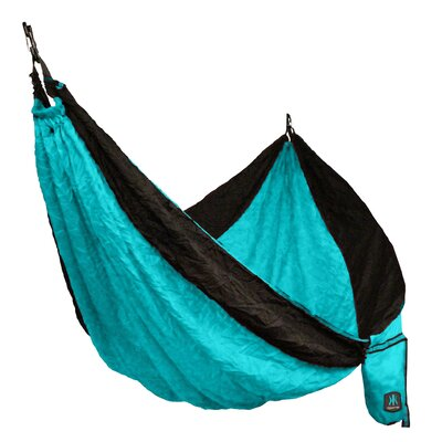 Single Camping Hammock Color: Ionian Turquoise
