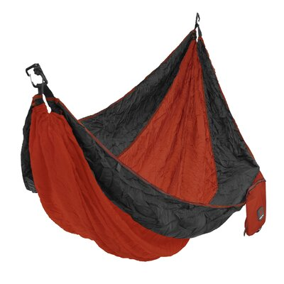 Single Camping Hammock Color: Victoria Desert Orange