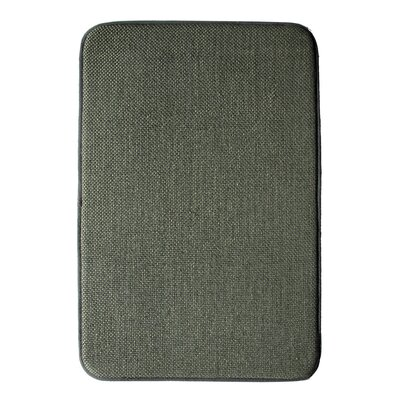 Comfort Gain Doormat Color: Sage