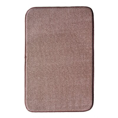 Comfort Gain Doormat Color: Beige
