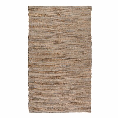 Cannery Row Brown Area Rug Rug Size: 76 x 96