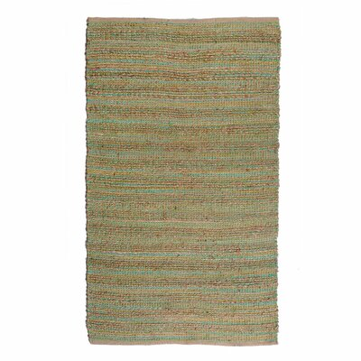 Cannery Row Green Area Rug Rug Size: 76 x 96