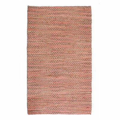 Cobra Red Area Rug Rug Size: 76 x 96