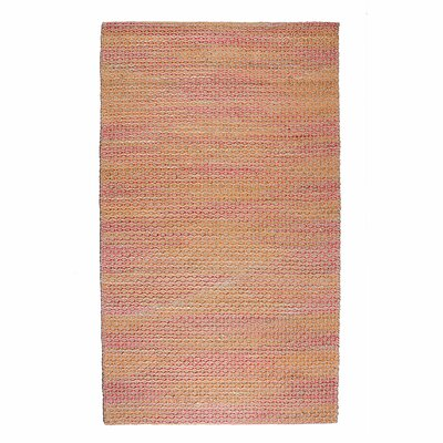 Cobra Yellow Area Rug Rug Size: 76 x 96
