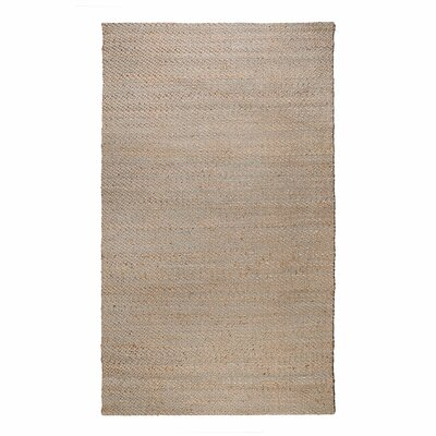 Crossfire Blue Area Rug Rug Size: 76 x 96