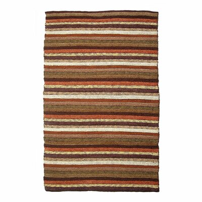 Dante Spice Area Rug Rug Size: Runner 26 x 76