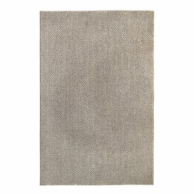 Metro Tundra Ash Area Rug Rug Size: Runner 26 x 76